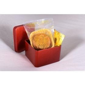 MC006 銀杏館精緻獨立月餅禮盒 - 1個 (80克/個)