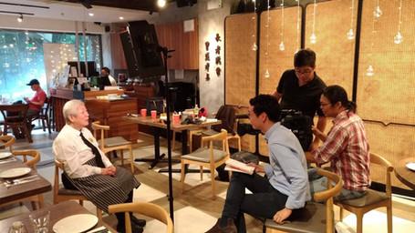 20180606 TVB剛採訪銀杏館 - 太古的銀杏時光