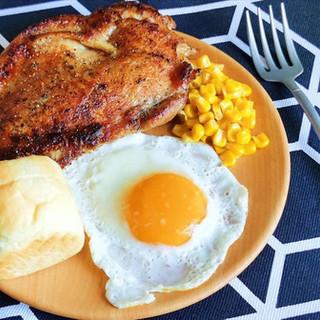 WSB37 奧爾良香烤雞扒(已醃未煮) 約250-280g(1塊) $18