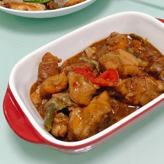 WSB52 火鍋神器-蔥爆川香麻辣雞煲方便包(半隻雞) 400g $68