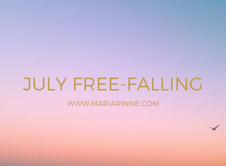 Join July Free-falling vlog