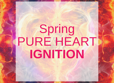 Pure Heart Ignition 31 of May