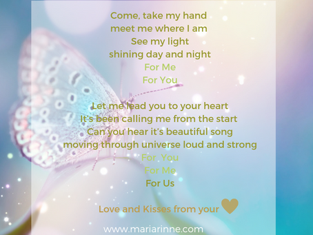 Message from your Heart!