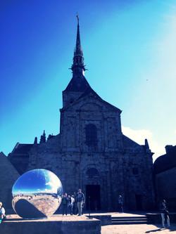 Mont-Saint Michel Abbey