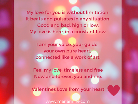 Message from your Heart