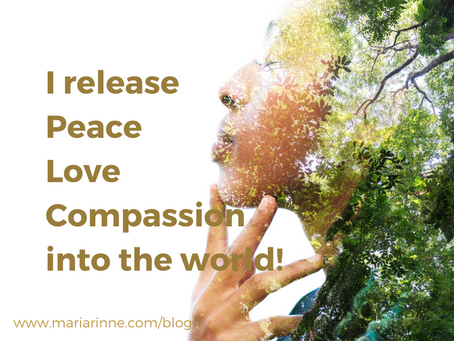 Peace, Love and Compassion