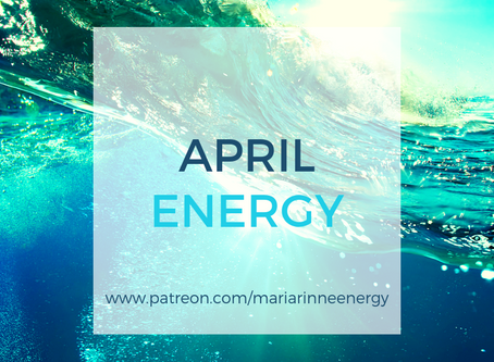 Energy for the month of April