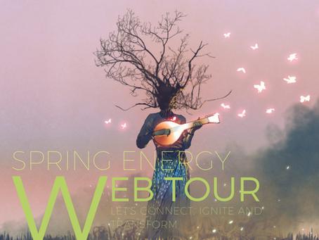 Spring Energy Web tour