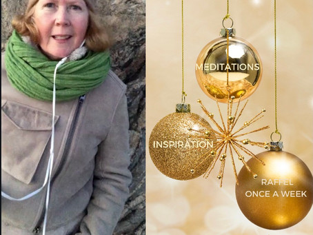 Join me every day from 1-24 of December for some Pure Heart inspiration and energy