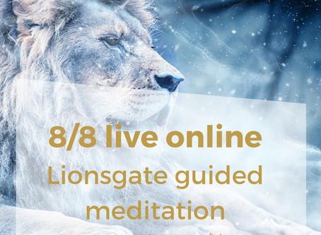 Live Guided Meditation 8/8