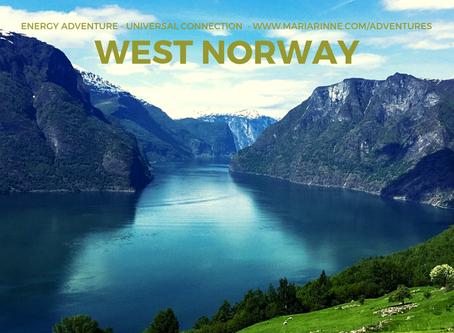 Energy Adventure to Norway