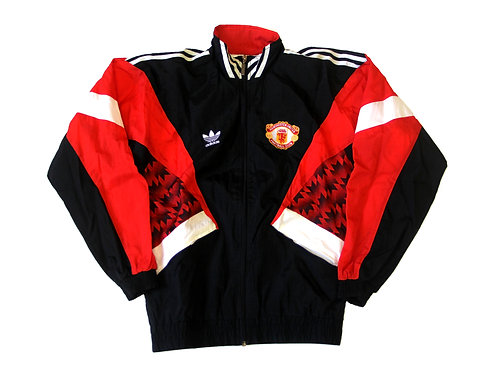 Manchester United Adidas Full Track Suit early 90s - S