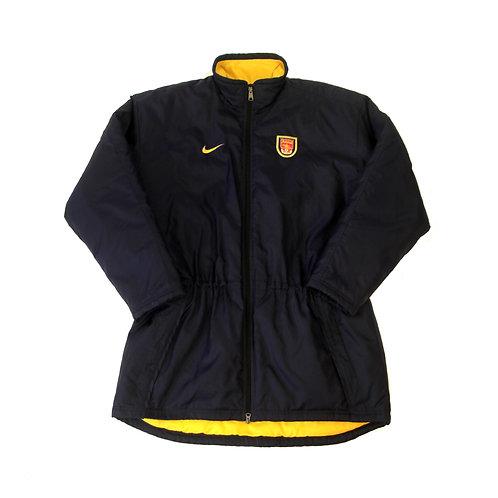 Arsenal Nike 'Wenger' Training Jacket late 90s - L