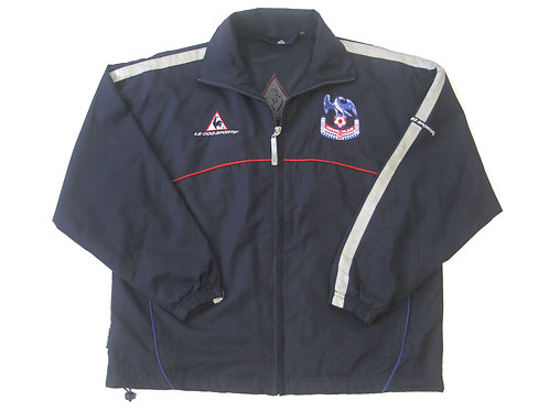 Crystal Palace Le Coq Sportif Training Jacket 2001/03 - XS/S