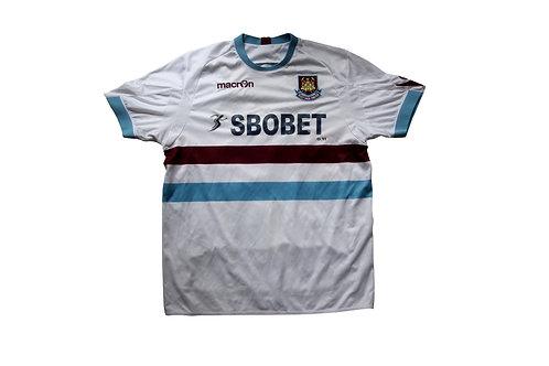 West Ham Umbro Away 2010/12 - L