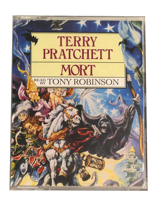 Terry Pratchett 'Mort' Cassette Audio Tape 1994