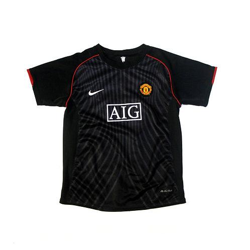 Manchester United Nike Away Shirt 'Giggs 11' 2007/08 - Kids