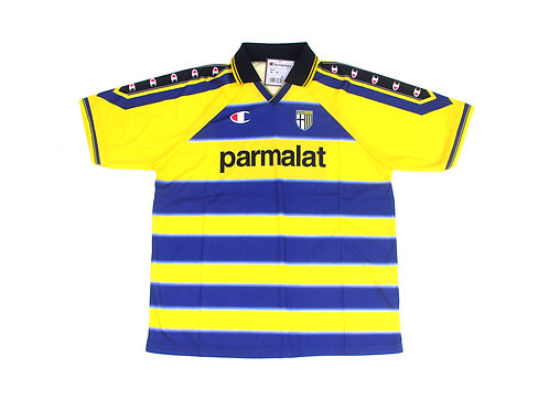 Parma Champion Home Shirt 2000/01 - XL
