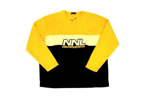 Naf Naf Fleece Sweatshirt -M
