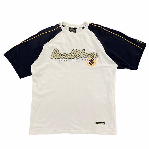Vintage Rocawear 'Spellout' T-Shirt - L