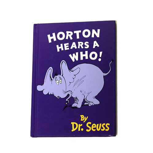 'Horton Hears A Who!' by Dr. Seuss