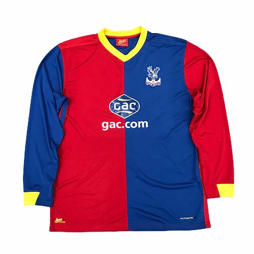 Crystal Palace FC Avec 2013/14 L/S Home Shirt - XL