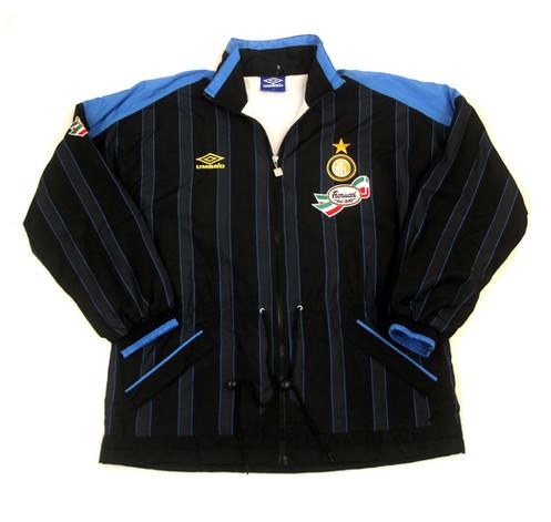 15a514cbe Inter Milan Umbro Jacket 1994/95 - XL