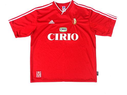 Standard Liege Home Shirt 1999/00 - L