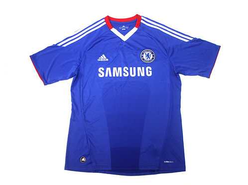 Chelsea Adidas Home Shirt 2010/11 - L
