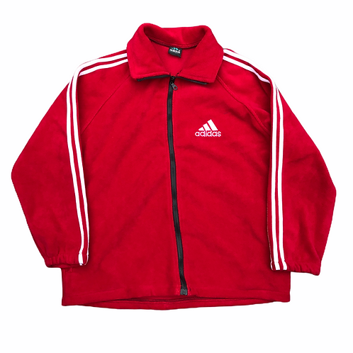 Bootleg Adidas Equipment Full Zip Fleece size L