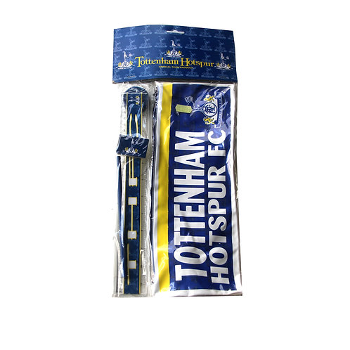 Tottenham Pollard Sport Pencil Case Set