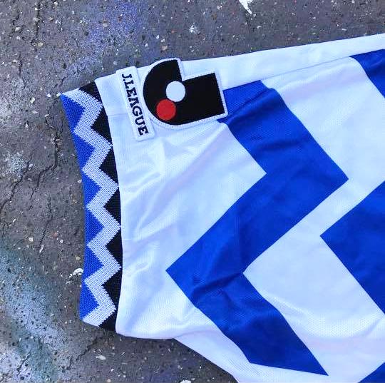 J.League Sleeve Patch