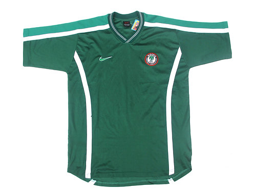 Nigeria Home Shirt late 90s - XL