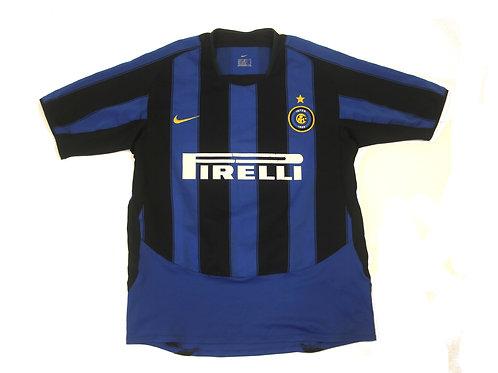Inter Milan Nike Home Shirt 2003-04 - S