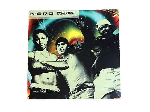 """N.E.R.D - Provider/Lapdance 12"""" Vinyl"""