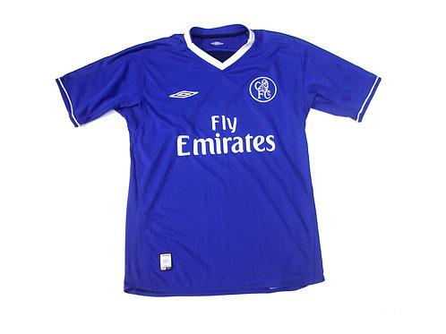Chelsea Umbro Reversible Home Shirt 2003/05 - S