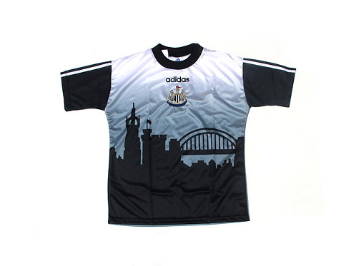 Newcastle Adidas Training Shirt 1995/96 - S