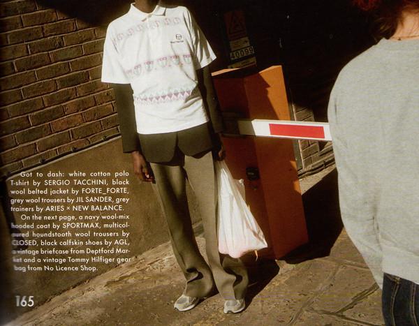 The Gentlewoman, magazine credits