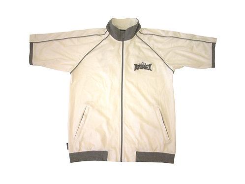 Avirex Full Zip Polo Shirt - XL