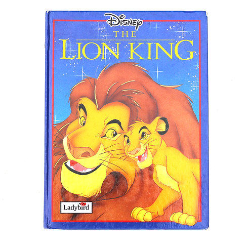Disney The Lion King book