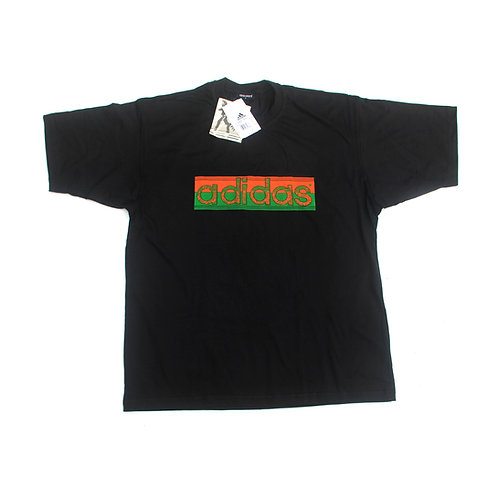 Vintage Deadstock Adidas 'Linear' T-Shirt - L