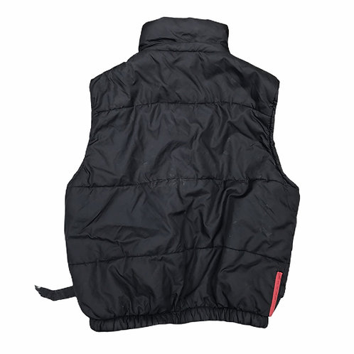 Bootleg Prada early 2000s Body Warmer Size S (will best fit a woman)