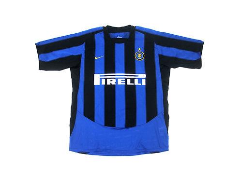 Inter Milan Nike Home Shirt 2003/04 - XL