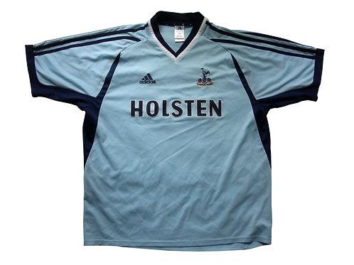 Tottenham Away Shirt 2001/02 - L