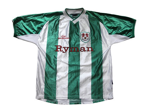 Millwall Away Shirt 2003/04 - L