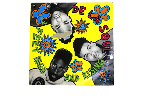 "De La Soul - 3 Feet High And Rising 12"" Vinyl"