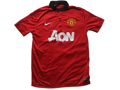 Manchester United Nike Home Shirt 2013/14 - S