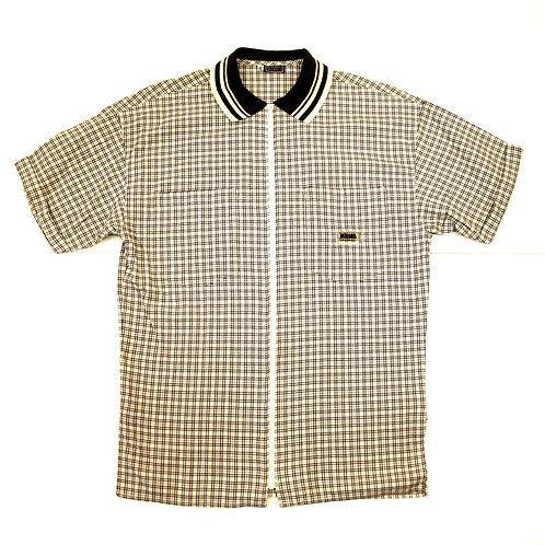 Versus Versace Full Zip Polo Shirt - XL