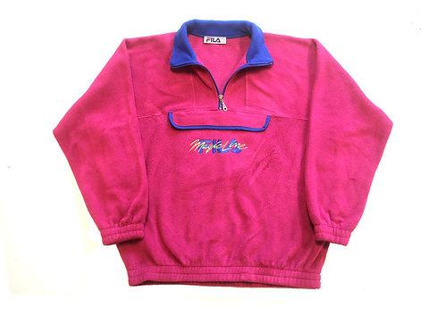 Fila 'Magic Line' 1/4 Zip Fleece - L