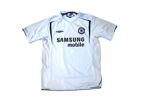 Chelsea Umbro Away Shirt 'Lampard 8' 2005/06 - M
